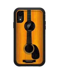 Wood Guitar Otterbox Defender iPhone Skin