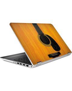 Wood Guitar HP Pavilion Skin