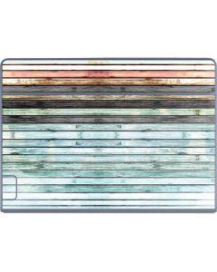 Wooden Stripes Galaxy Book Keyboard Folio 12in Skin
