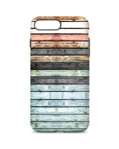 Wooden Stripes iPhone 8 Plus Pro Case