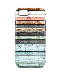 Wooden Stripes iPhone 8 Pro Case