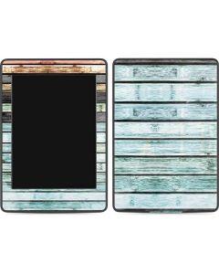 Wooden Stripes Amazon Kindle Skin