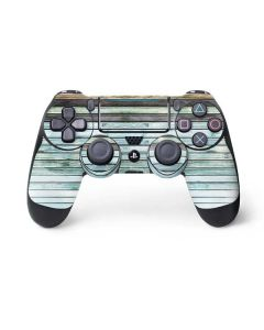 Wooden Stripes PS4 Pro/Slim Controller Skin