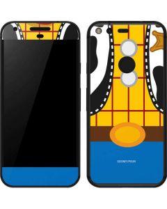 Woody Apparel Google Pixel Skin