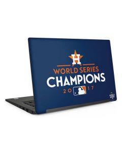 World Series Champions 2017 Houston Astros Dell Latitude Skin