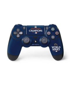 World Series Champions 2017 Houston Astros PS4 Pro/Slim Controller Skin