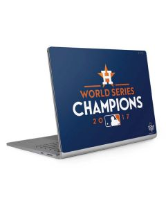 World Series Champions 2017 Houston Astros Surface Book 2 13.5in Skin