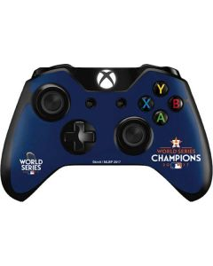 World Series Champions 2017 Houston Astros Xbox One Controller Skin
