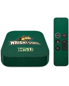 Wright State Apple TV Skin