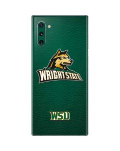 Wright State Galaxy Note 10 Skin
