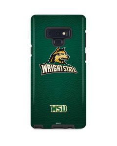 Wright State Galaxy Note 9 Pro Case