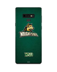 Wright State Galaxy Note 9 Skin
