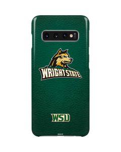 Wright State Galaxy S10 Lite Case