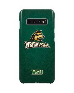 Wright State Galaxy S10 Plus Lite Case
