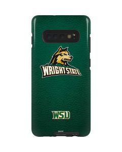 Wright State Galaxy S10 Plus Pro Case