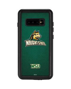 Wright State Galaxy S10 Plus Waterproof Case