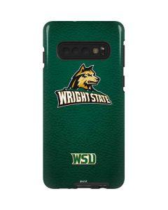 Wright State Galaxy S10 Pro Case