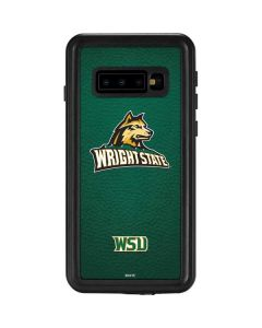 Wright State Galaxy S10 Waterproof Case