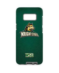 Wright State Galaxy S8 Pro Case