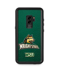 Wright State Galaxy S9 Plus Waterproof Case