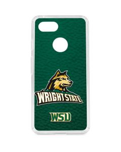 Wright State Google Pixel 3 Clear Case