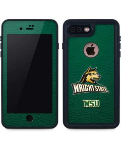 Wright State iPhone 8 Plus Waterproof Case