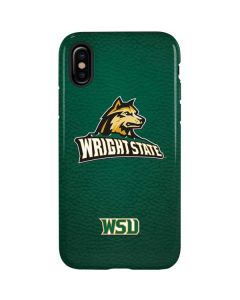 Wright State iPhone X Pro Case