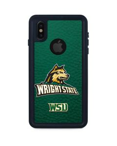 Wright State iPhone X Waterproof Case