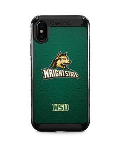 Wright State iPhone XS Max Cargo Case