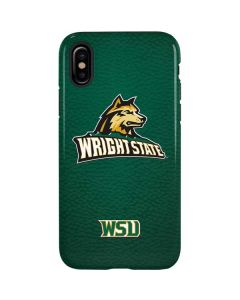 Wright State iPhone XS Max Pro Case