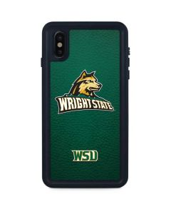 Wright State iPhone XS Max Waterproof Case
