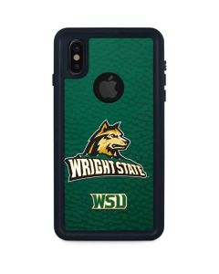 Wright State iPhone XS Waterproof Case