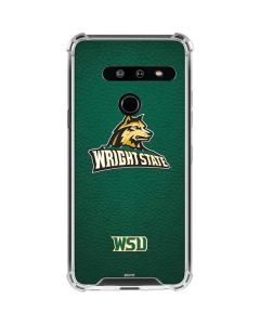 Wright State LG G8 ThinQ Clear Case