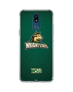 Wright State LG K30 Clear Case