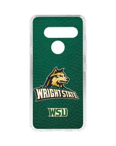 Wright State LG V40 ThinQ Clear Case