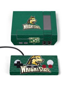 Wright State NES Classic Edition Skin