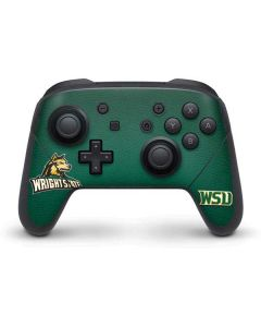 Wright State Nintendo Switch Pro Controller Skin