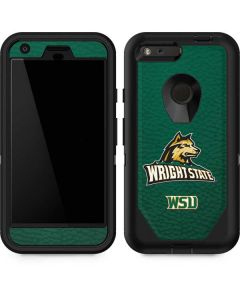 Wright State Otterbox Defender Pixel Skin