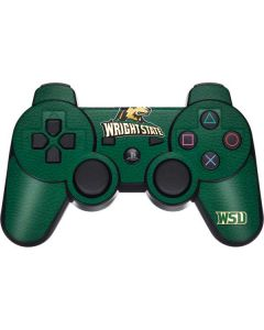Wright State PS3 Dual Shock wireless controller Skin