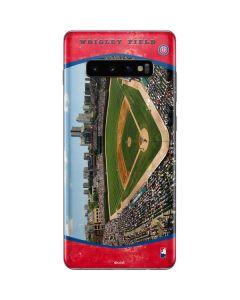 Wrigley Field - Chicago Cubs Galaxy S10 Plus Skin