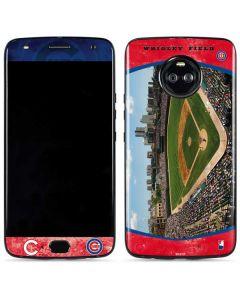 Wrigley Field - Chicago Cubs Moto X4 Skin