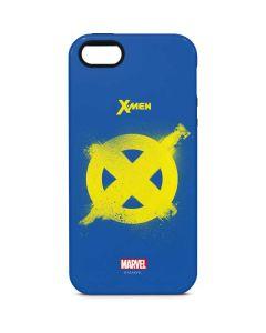 X-Men Logo Yellow iPhone 5/5s/SE Pro Case