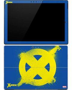 X-Men Logo Yellow Surface Pro (2017) Skin