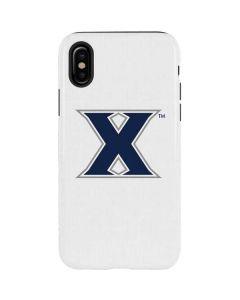 Xavier Large Logo iPhone X Pro Case