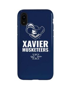Xavier Musketeers Mascot Blue iPhone XR Pro Case