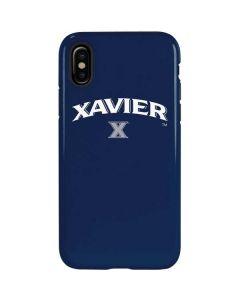 Xavier University iPhone X Pro Case