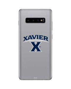 Xavier University Musketeers Galaxy S10 Plus Skin