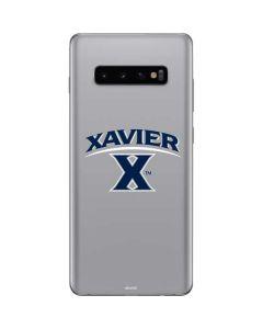 Xavier University Musketeers Galaxy S10 Plus Skin