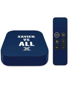 Xavier vs All Apple TV Skin