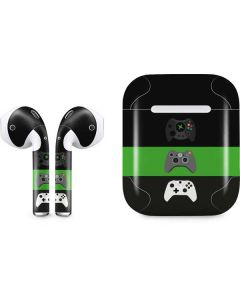 Xbox Controller Evolution Apple AirPods Skin